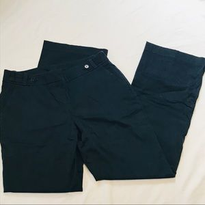 LOFT Navy Blue Trousers